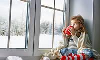 Теплые энергосберегающие окна