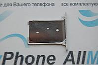 Держатель sim-карты для мобильного телефона Xiaomi MI3, белый