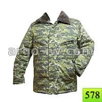 Армейская куртка цифра,куртка цифра,куртка зимняя цифра,