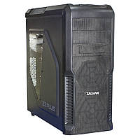 ☛Игровой компьютер Zalman Z3 Plus ☀ Видеокарта GEFORCE GTX 1050 TI CPU AMD FX 8350 DDR3 16GB SSD 128GB+HDD 2TB