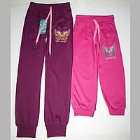 Подростковые трикотажные брюки пр-во Турция 5191