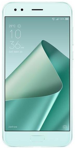 Смартфон ASUS ZenFone 4 (ZE554KL) [Green+bumper (ZE554KL-1N010WW)]