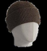 Шапка мужская вязаная Oxygon Snowboard коричневый