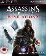 PS3 Assassins Creed: Revelations
