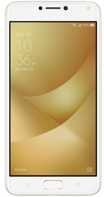 Смартфон ASUS ZenFone 4 Max (ZC554KL) [Gold (ZC554KL-4G110WW)]