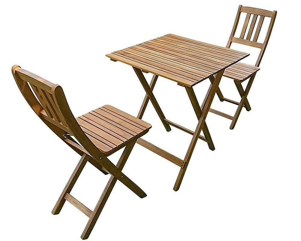 1 стол + 2 стула