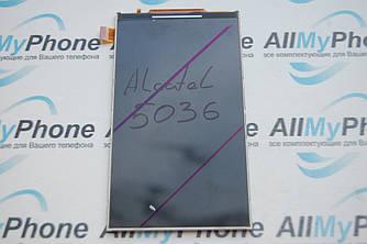 Дисплей для Alcatel One Touch 5036 POP C5 Dual SIM