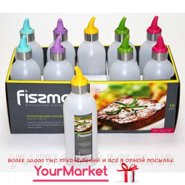 Бутылка для соуса Fissman 450 мл,