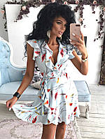 Красивое платье с рюшами, фото 1
