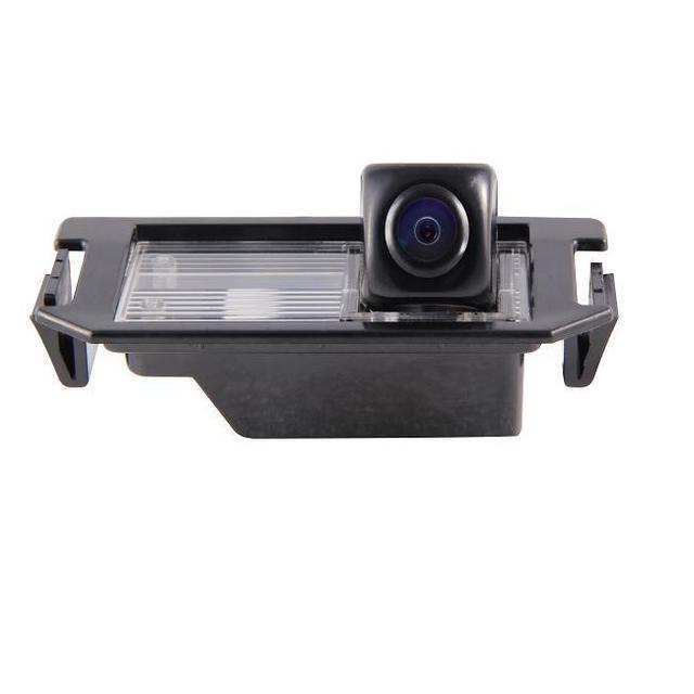 Штатная камера заднего вида Gazer CC100-2C7 для Kia