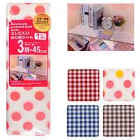 """Килимок анти - сліп відрізний """"Сердечка"""" R82538 різні кольори, 45 * 300 см, килимок для ванної, коврик для туалету, текстиль для ванної"""