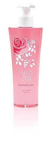 Гель для душа с маслом розы Болгарская Роза Lady`s Joy 250 мл, фото 2