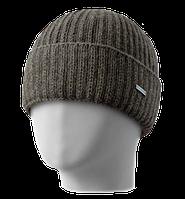 Шапка мужская вязаная Oxygon Zima Frost коричневый