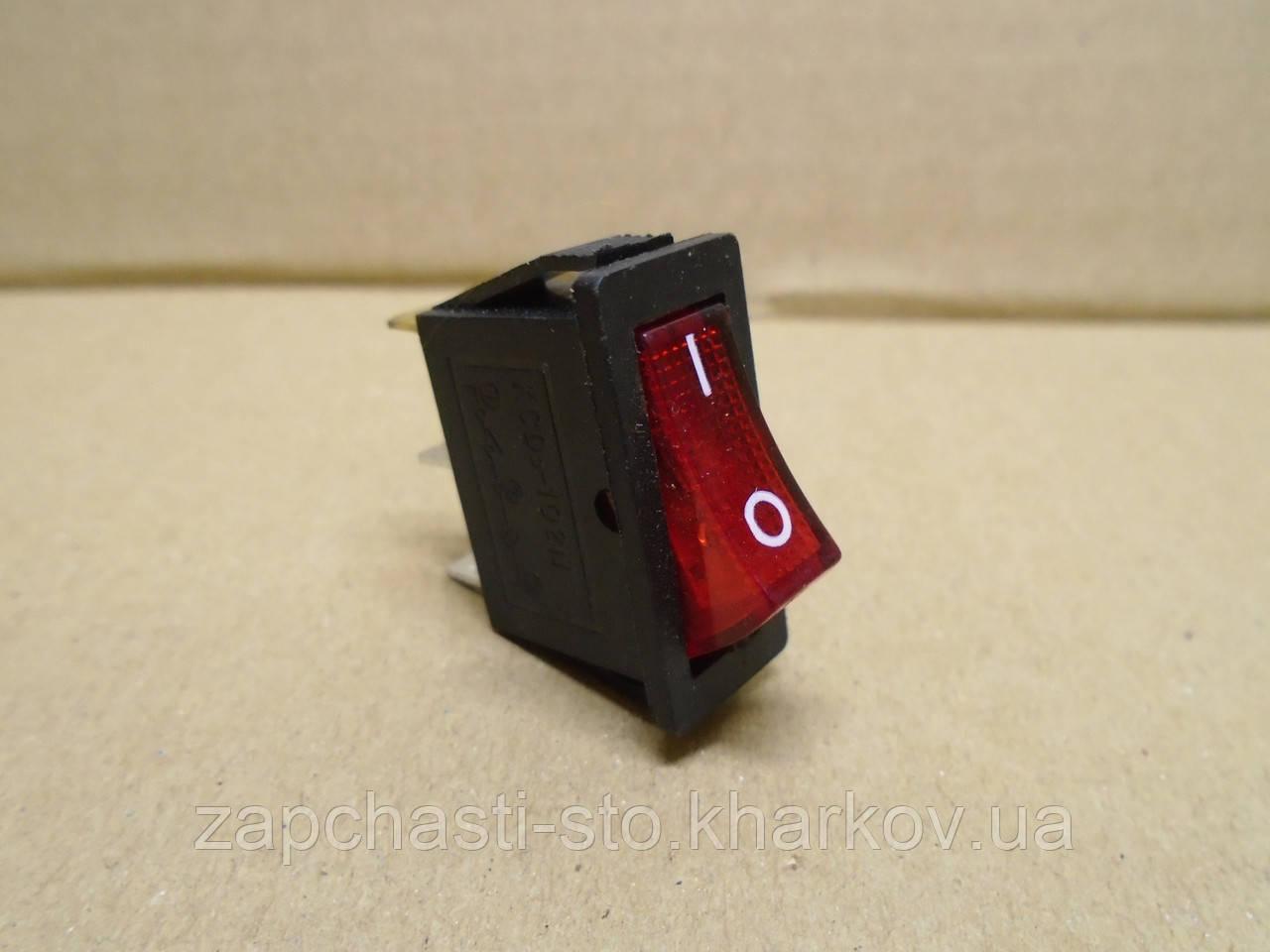 Универсальная автомобильная кнопка на 1 переключатель