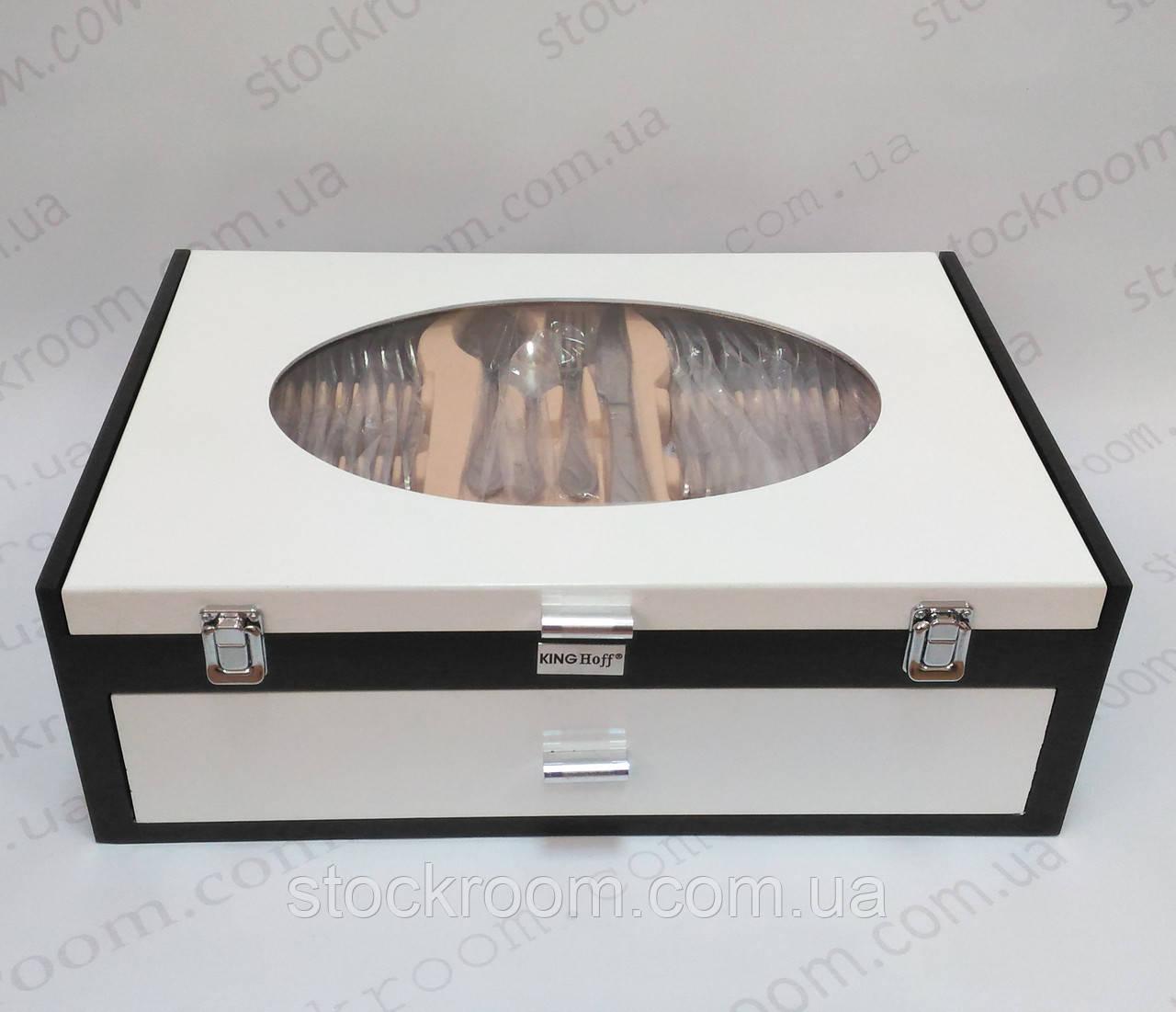 Набор столовых приборов KING Hoff  KH-3548  72 предмета