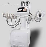 Velashape V10Е+ LPG аппарат 4 роллера + кавитация + липолазер