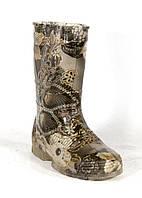 Сапоги резиновые женские Verona высокие , фото 1