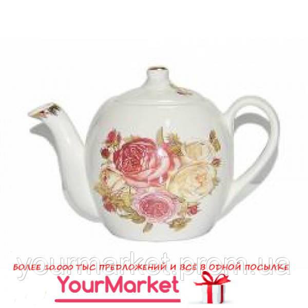 Чайник заварочный Роза 600 мл