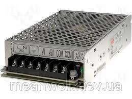 RD-125-4812 Блок питания Mean Well  В корпусе 138 Вт, 48В/2.5A, 12В/7А (AC/DC Преобразователь)