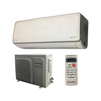 Сплит-система инвертор SmartWay SAF-E12APL  , фото 2