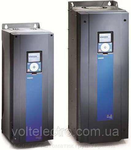 Преобразователь частоты VACON0100-3L-0038-5+FL04+DLRU, IP21