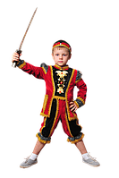 Карнавальный костюм для детей Принц 716