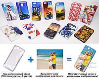 Печать на чехле для Sony Xperia SX mt28i (Cиликон/TPU)
