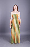 Сарафан DASHA, цвет зелёный, фото 1