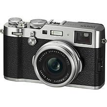 Fujifilm FinePix X100 [Silver]