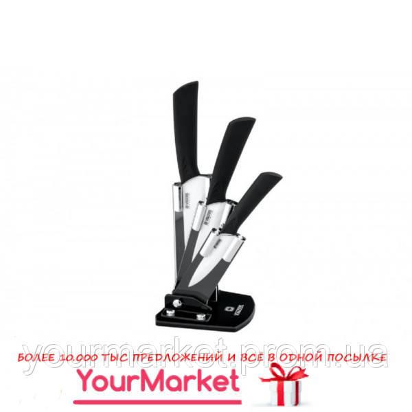 Набор ножей керамических Vinzer VZ 89134