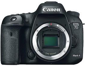 Цифр. фотокамера зеркальная Canon EOS 7D Mark II Body + WiFi адаптер W-E1