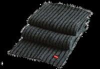 Шарф мужской вязаный Oxygon Toronto scarf серый/черный