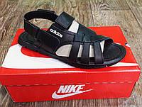 Мужские сандалии Adidas натур. кожа син мягкие SV (копия) 44cd135d0f38b