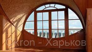 Окна и двери с шпроссом