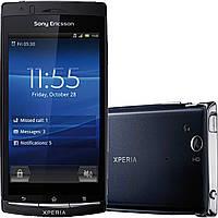 Смартфон Sony Ericsson Xperia Arc S LT18i Black