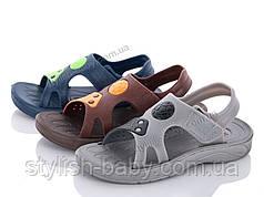 Детская коллекция летней обуви 2018. Детские босоножки бренда Sanlin для мальчиков (рр. с 26 по 29)