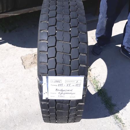 Грузовые шины б.у. / резина бу 225.75.r17.5 Bridgestone M729 Бриджстоун