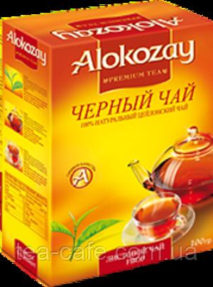 Чай черный Alokozay FBOP 100 гр.