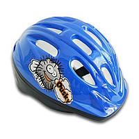 Детский шлем Polisport Dusky 52-56 синий, фото 1
