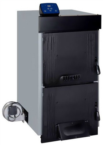 Твердотопливный котел Quadra Solidmaster 8F (Demrad)