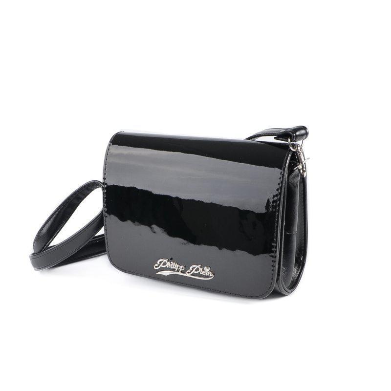 a7d0e79f6bc0 Маленькая лаковая сумка через плечо М69-лак/Z черная: продажа, цена ...