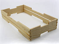 Заготовка рамки для сотового меда под рамку 435Х145 по 2шт., фото 1