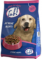 Сухой корм для собак ГАВ Мясное ассорти, 500 г