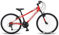 """Велосипед Radius 24"""" Axis AL M red 2018"""