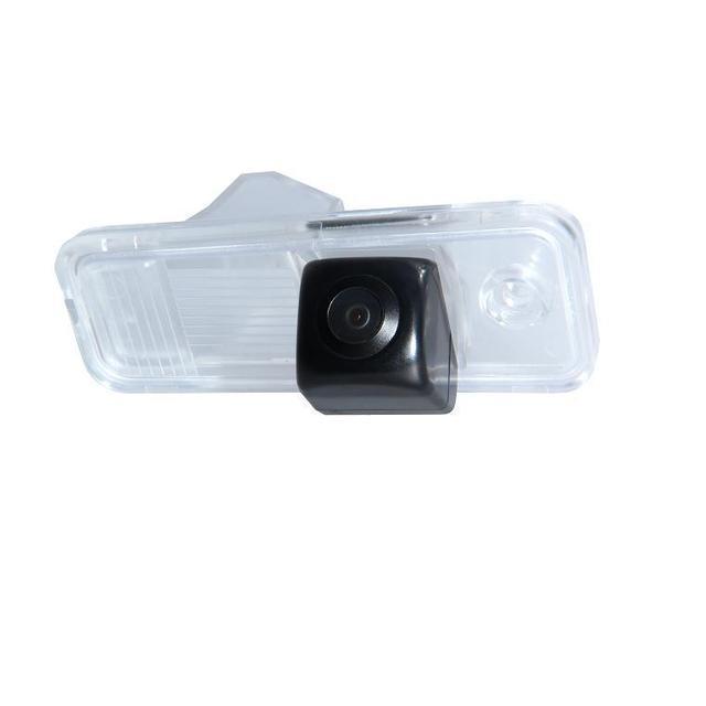 Штатная камера заднего вида Gazer CC100-2W0 для Kia