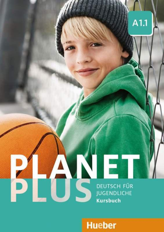 Planet Plus A1.1 Kursbuch (Учебник)