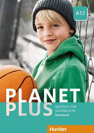 Planet Plus A1.1 Kursbuch (Учебник), фото 2