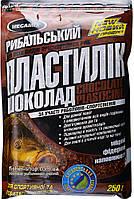 """Пластилин Megamix """"Шоколад"""" 0,250 кг"""