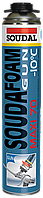Пена монтажная Soudafoam Maxi 70 зимняя
