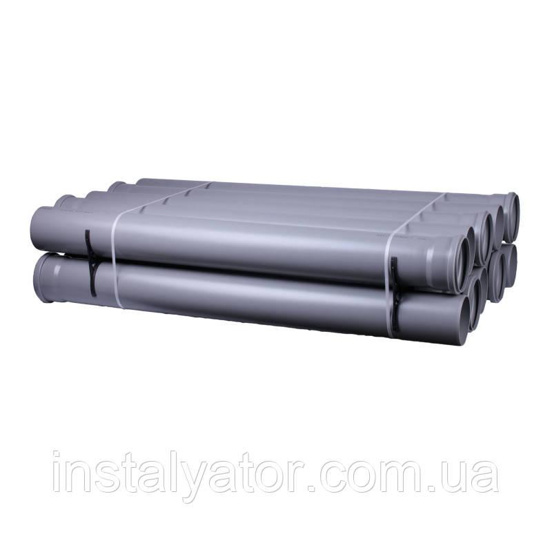 Труба ПП 110х2.7 (0,750м) 1рез